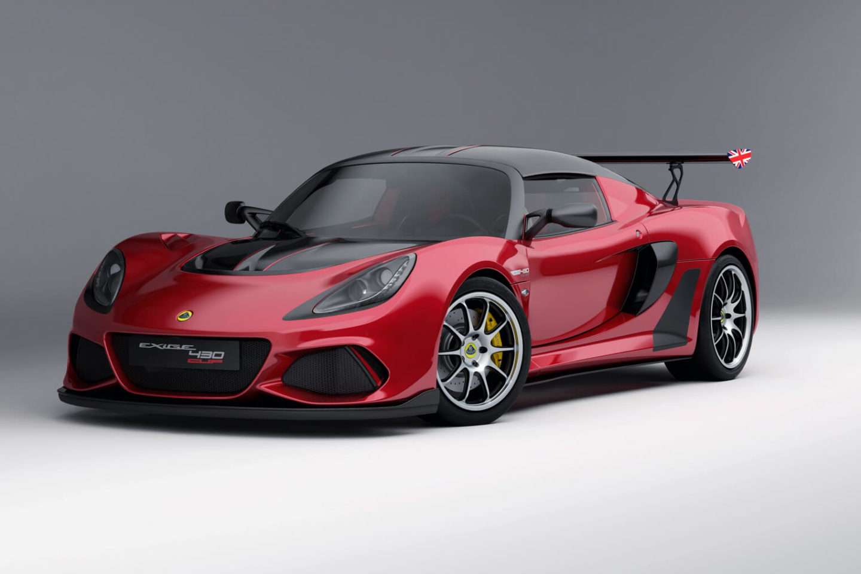 Lotus Exige Cup 430 Final Edition