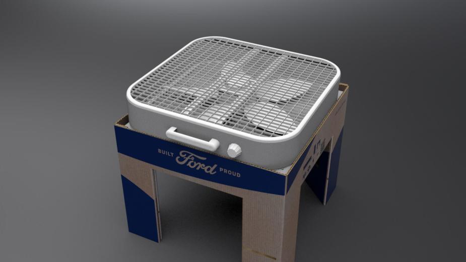 Ford Covid-19