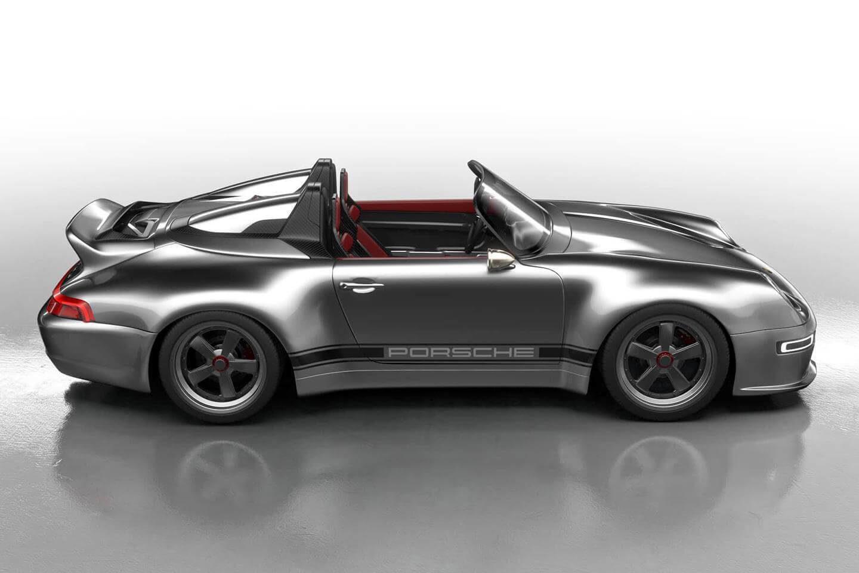 Gunther Werks 993 Speedster Remastered