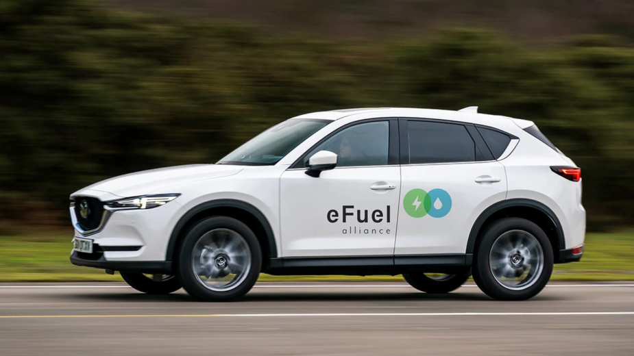 Mazda eFuel Alliance