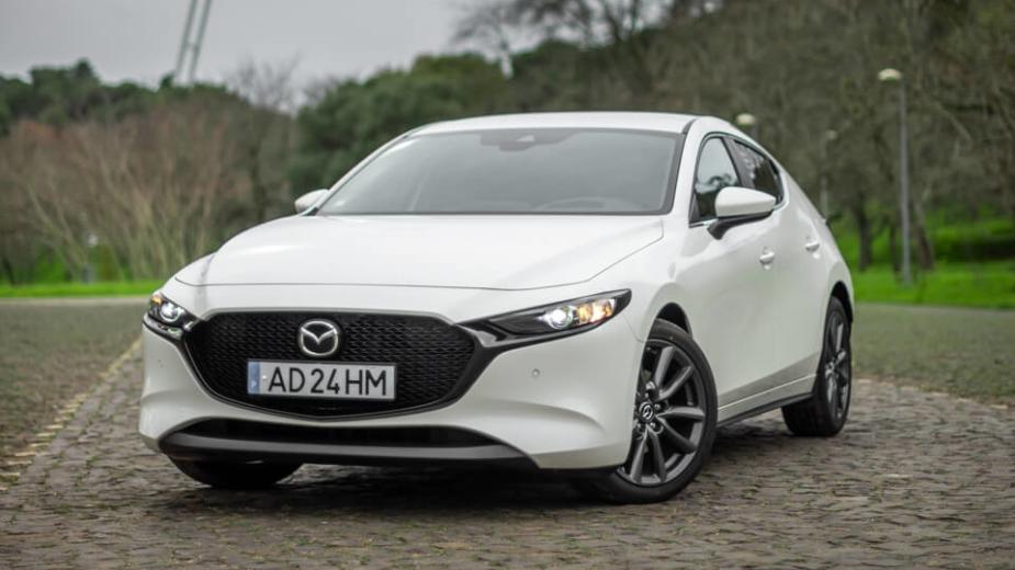Mazda Mazda3 2.0 Skyactiv-G 150