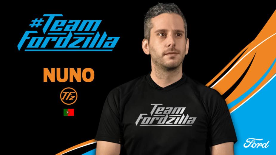 Nuno Pinto Team Fordzilla
