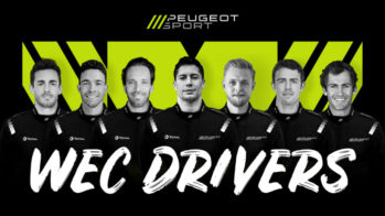 Peugeot Sport pilotos 2021