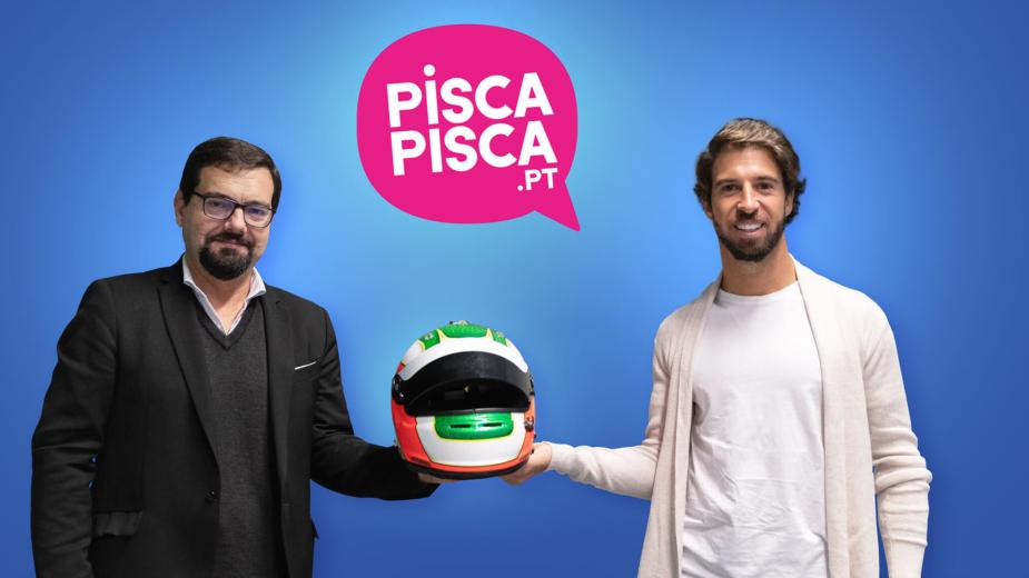 António Félix da Costa, Paulo Figueiredo, Pisca Pisca