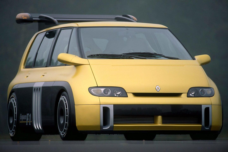 Renault Espace F1 1994