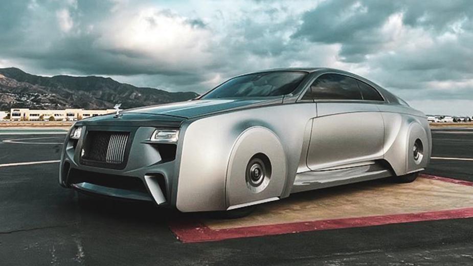 Rolls-Royce 103EX West Coast Customs