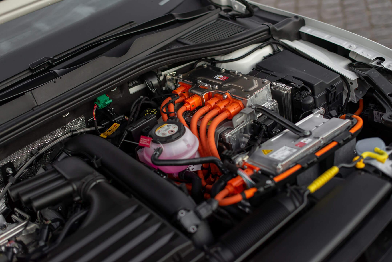 Motor 1.4 TSI mais motor elétrico