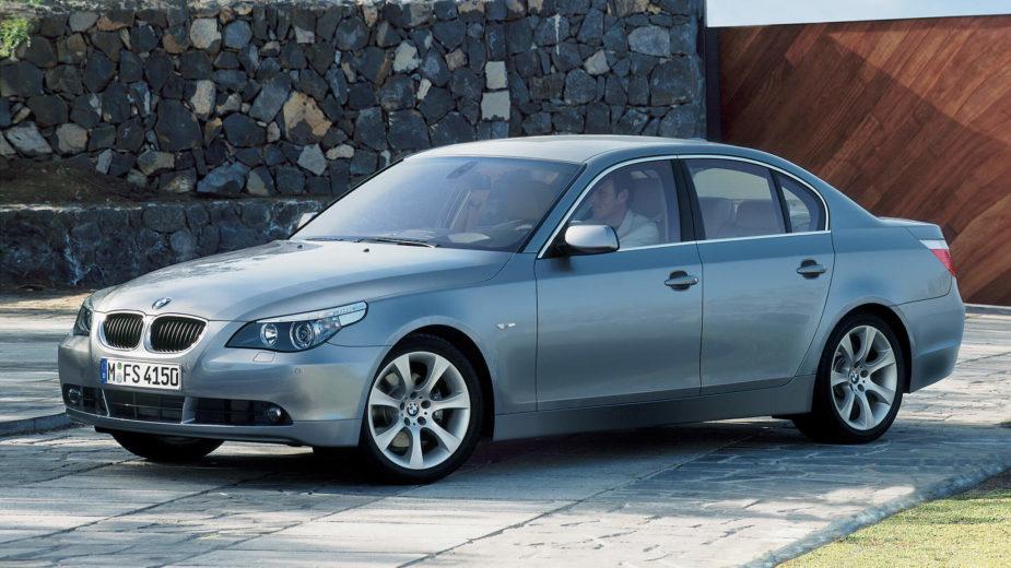 BMW Série 5 E60