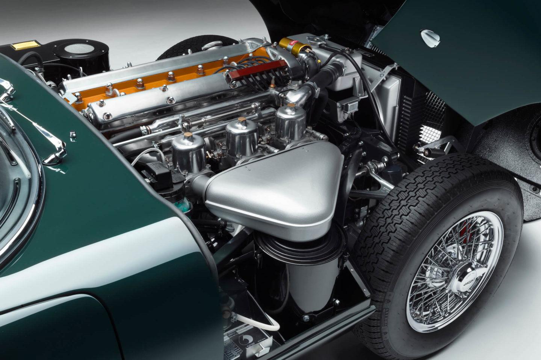 Jaguar E-Type 60 Edition