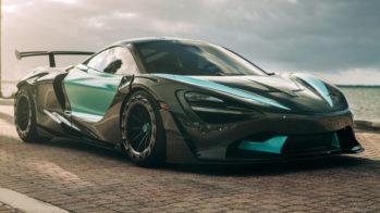 McLaren 720S modificado pela 1016 Industries