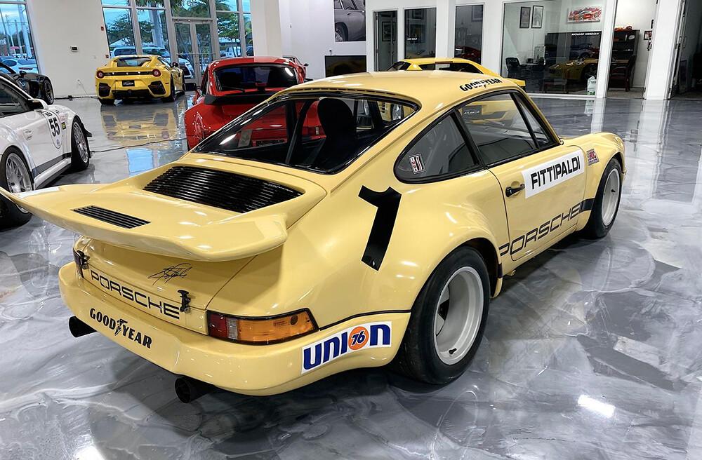 Porsche 911 RSR - PABLO ESCOBAR