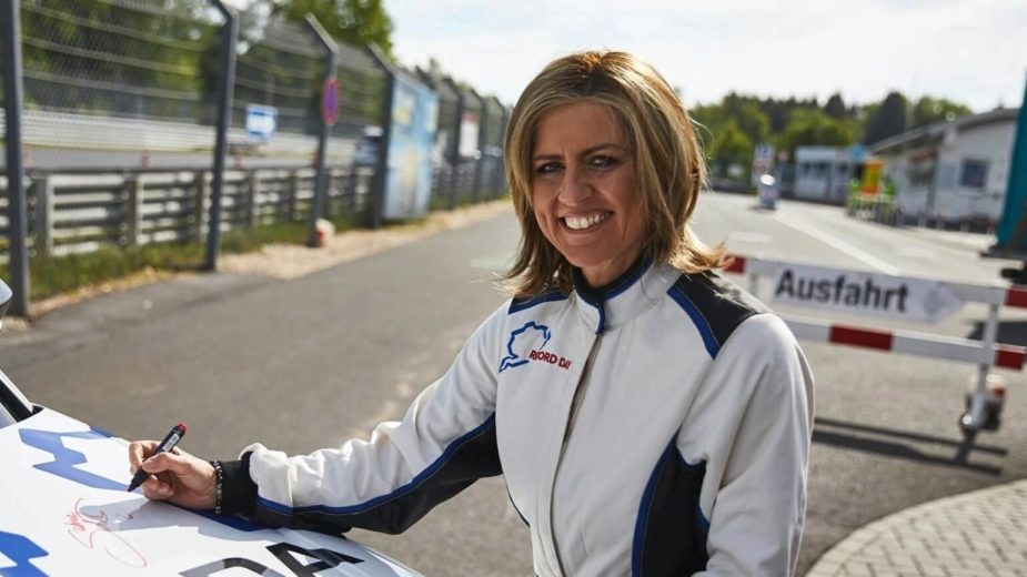 Sabine Schmitz Nürburgring