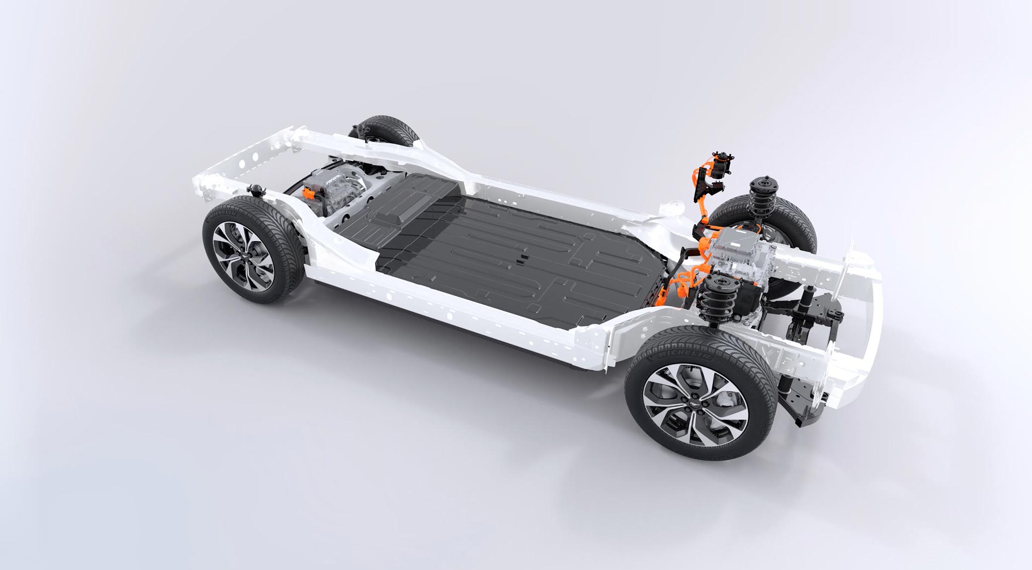Ford Mustang Mach-e plataforma