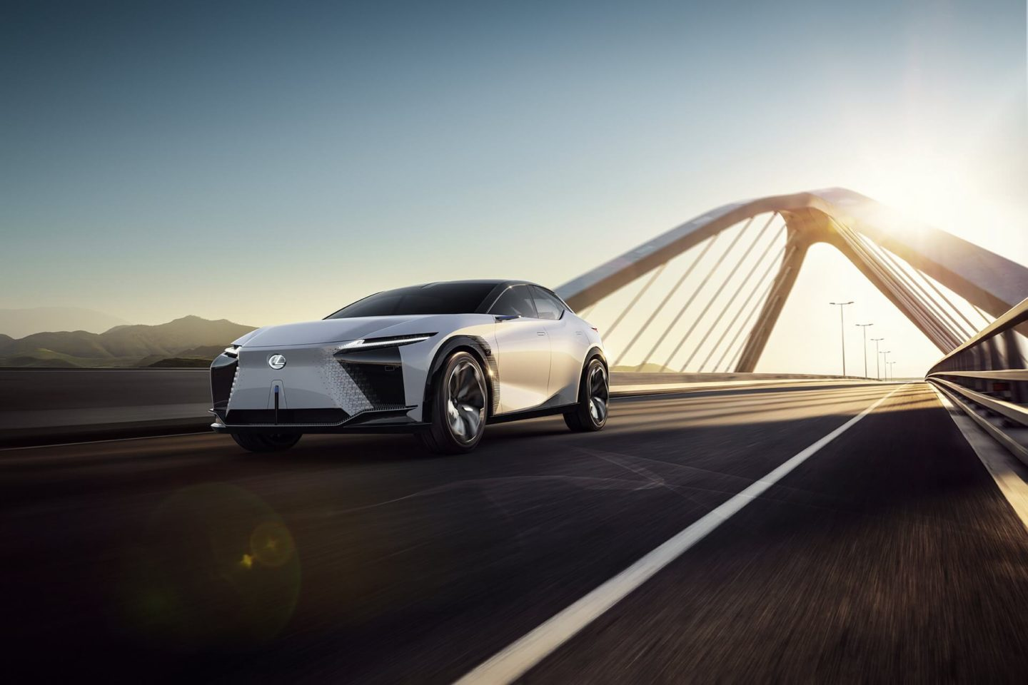 Lexus LF-Z Electrified