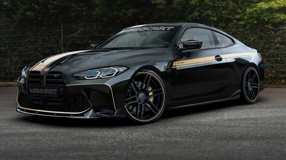 BMW M4 Manhart