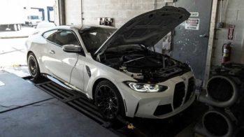 BMW M4 G82 banco de potência