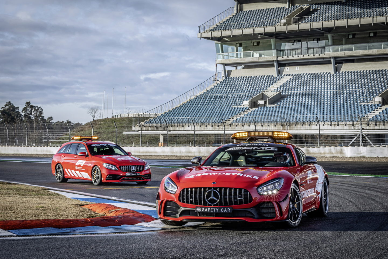 Safety Car F1 Mercedes-AMG