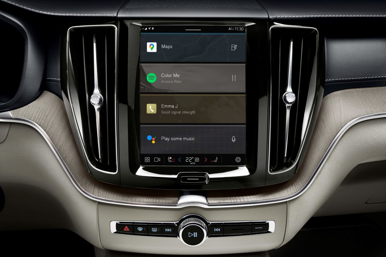 Volvo XC60 - Sistema Android