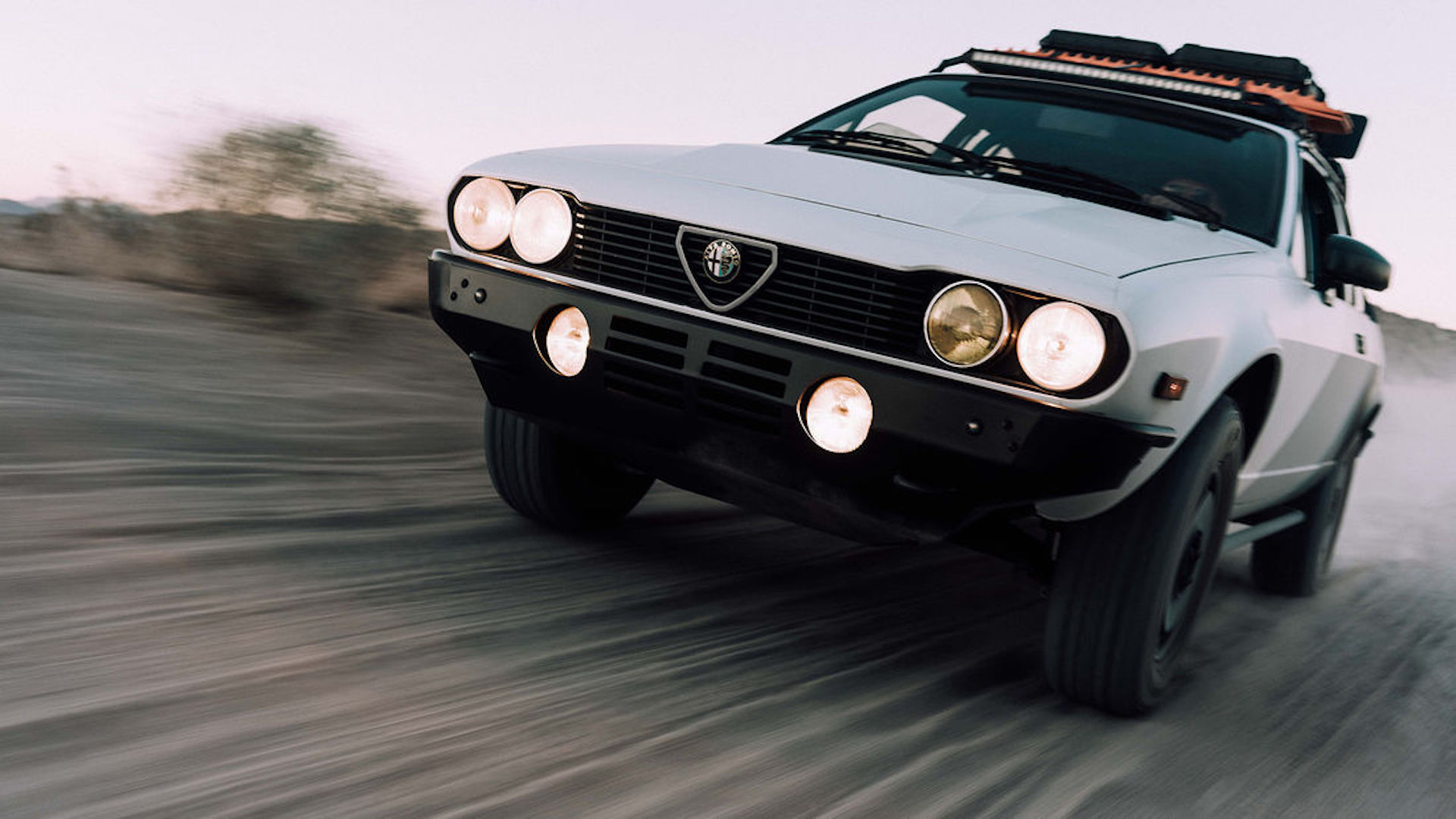 Aether Alfa GTV6 Offroad