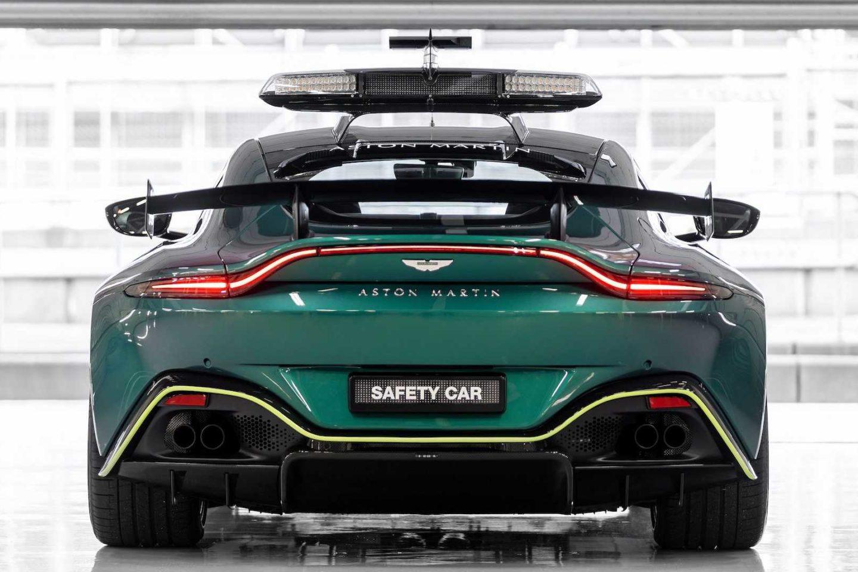 Aston Martin Vantage Safety car F1