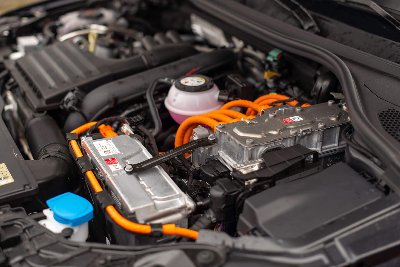 Audi A3 40 TFSIe motor