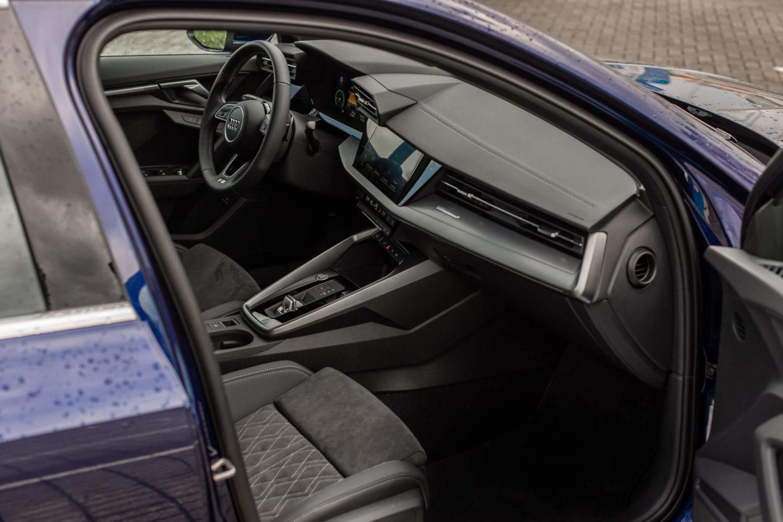 Audi A3 40 TFSIe Interior