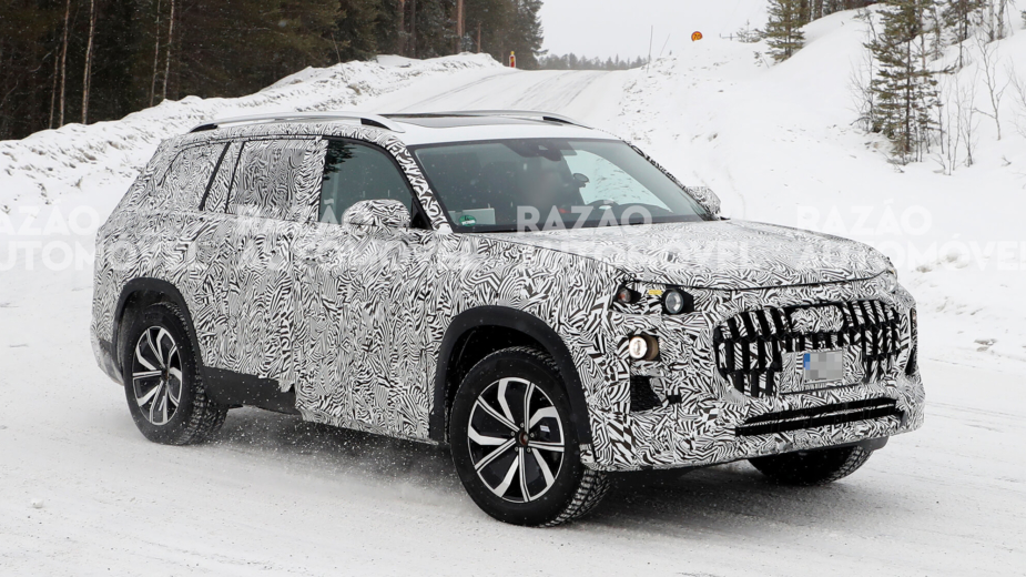 Audi Q9 fotos-espia