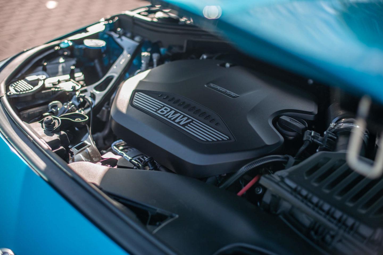 Motor 1.5 Turbo Diesel, de 3 cilindros, da BMW