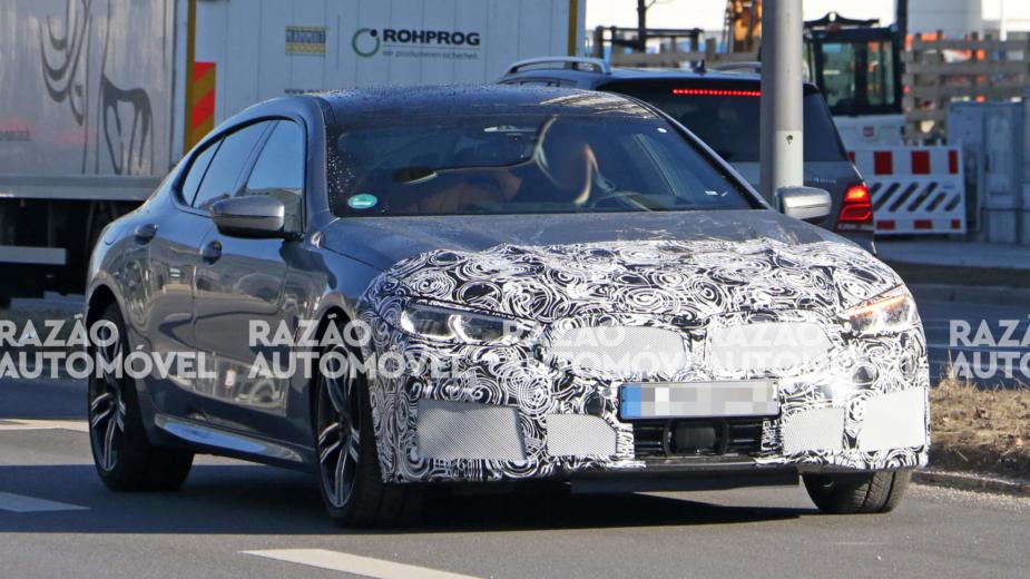 BMW Série 8 Gran Coupe