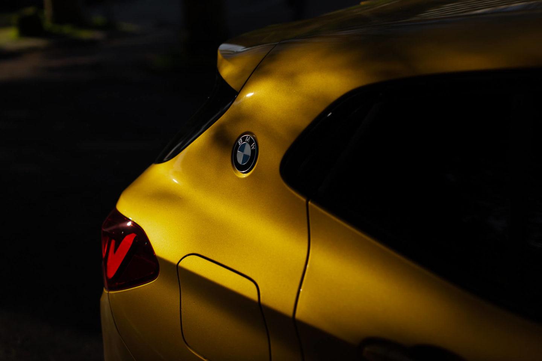 BMW X2 PHEV