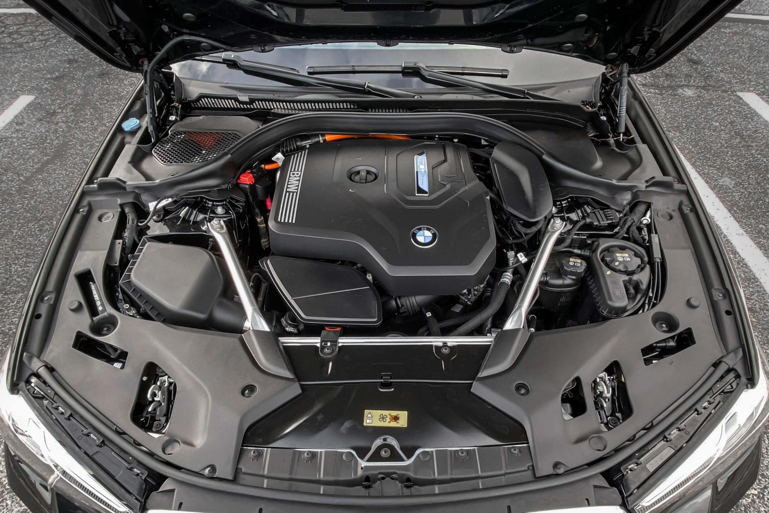 Motor BMW 530e