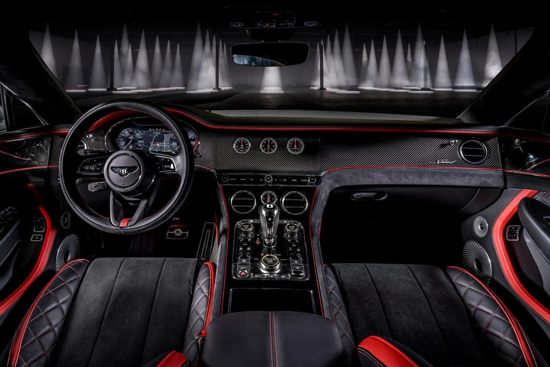 Interior Continental GT Speed