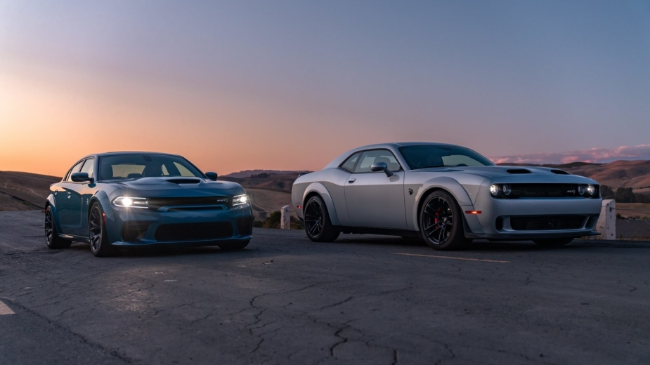 Dodge Challenger e Charger