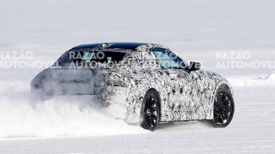 Fotos-espia BMW M2