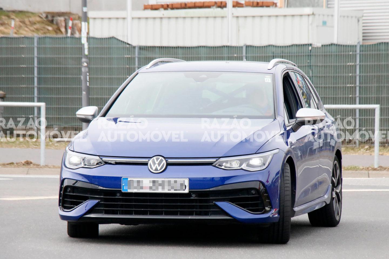Fotos-espia Volkswagen Golf Variant R