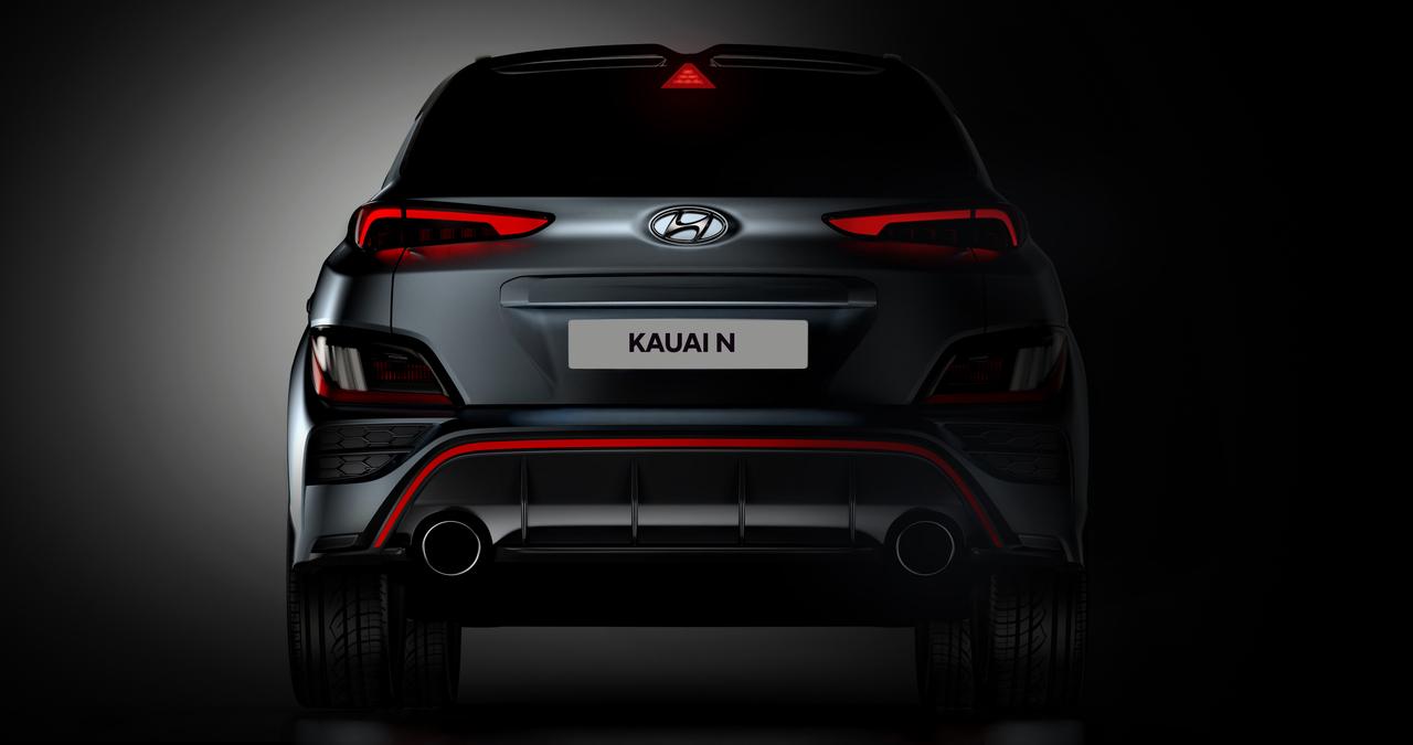 Hyundai Motor revela primeiro vislumbre do Novo KAUAI N (3)
