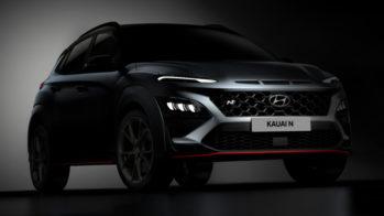 Hyundai Novo KAUAI N