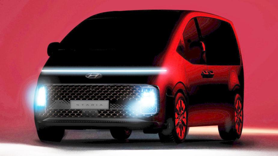 Hyundai Staria