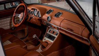 Interior Lada 2101 restomod