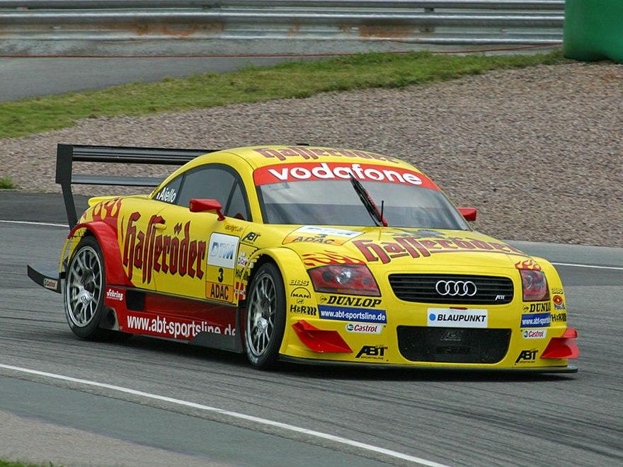 Audi TTR DTM