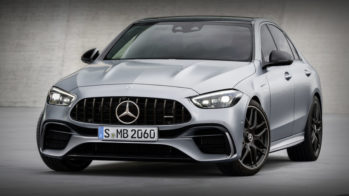 Mercedes-AMG C 63 render