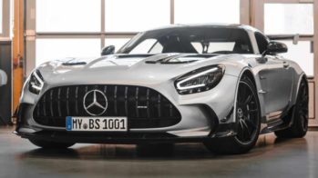 Mercedes-AMG GT Opus