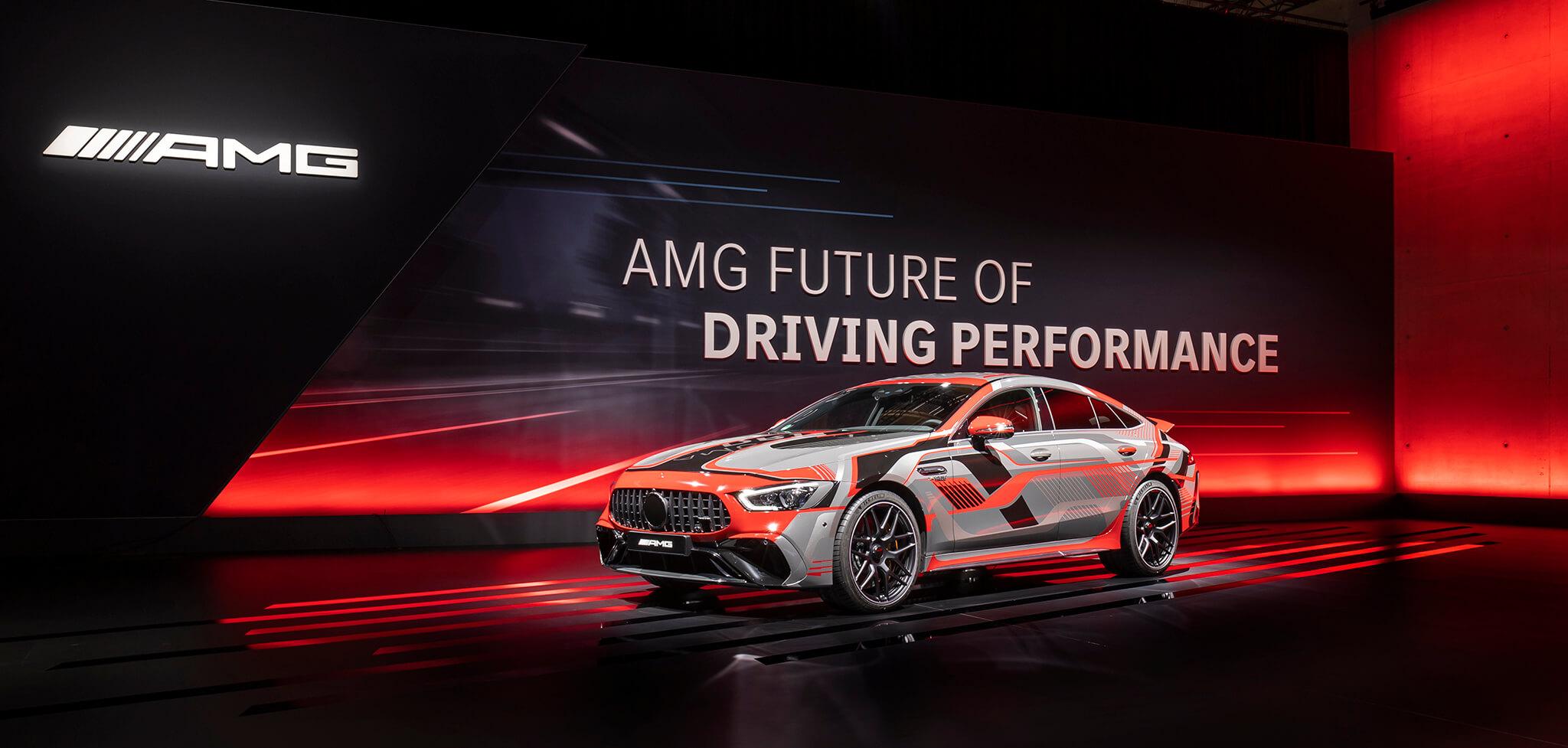 Mercedes-AMG GT E Performance