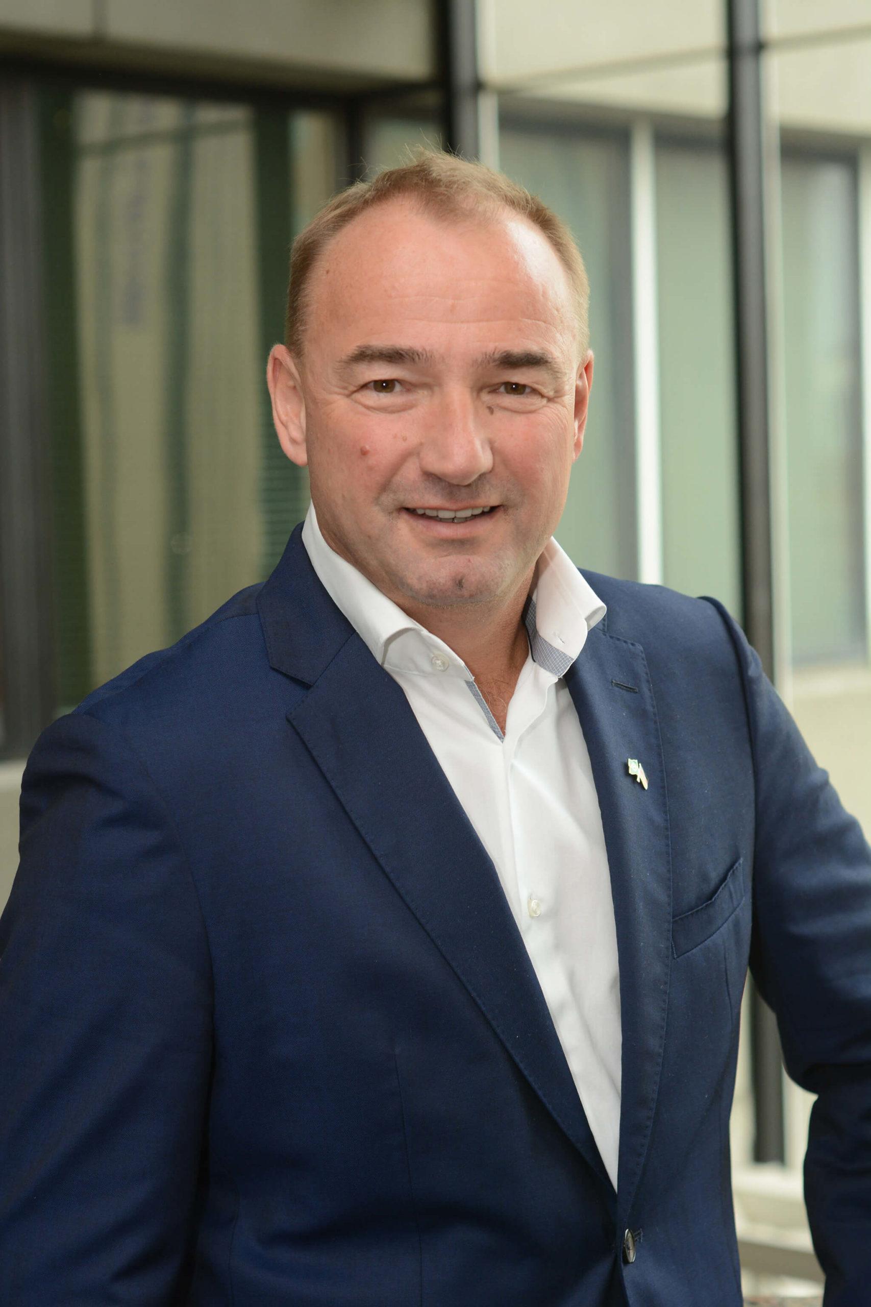 Philipp Schiemer, CEO da AMG