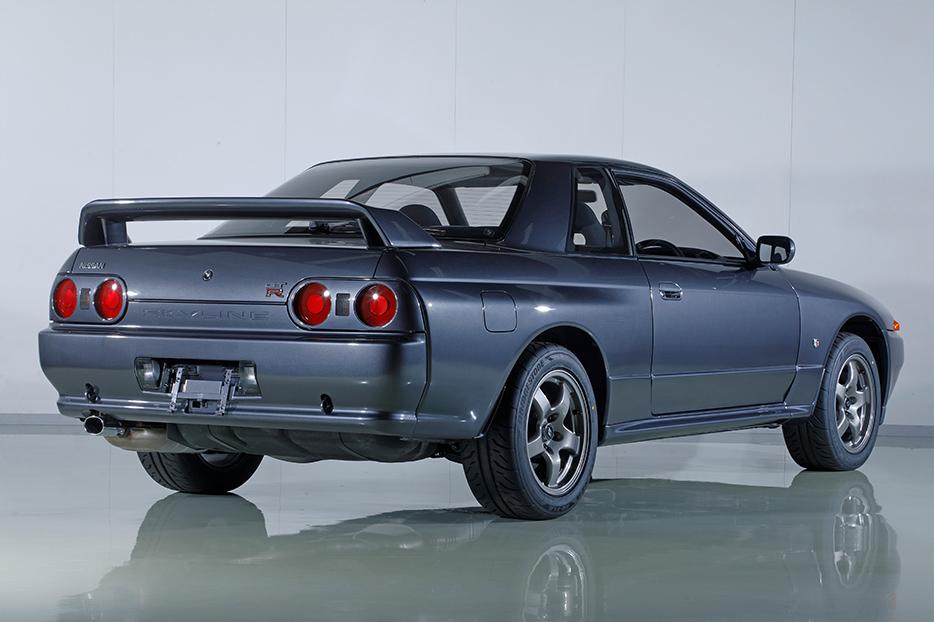 Nissan Skyline R32 restauro