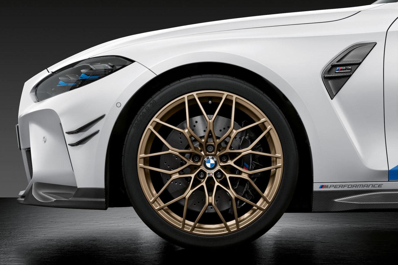 BMW M3 M Performance Parts
