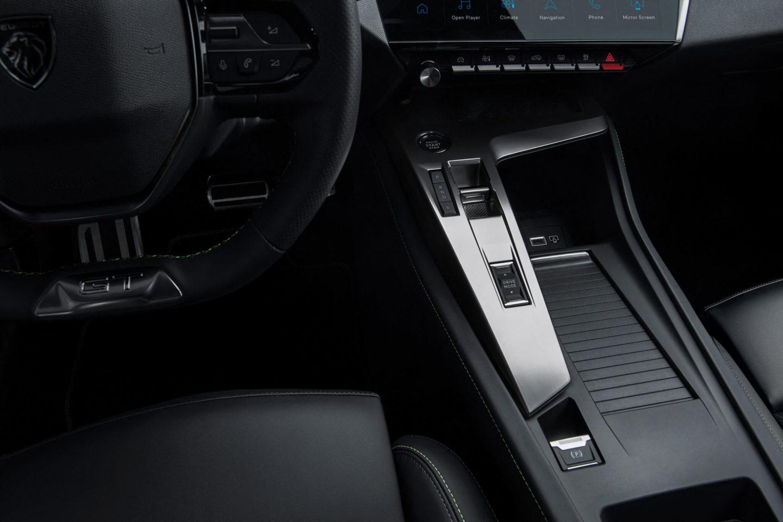 Consola central Peugeot 308 2021