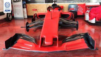 Polícia italiana apreendeu Fórmula 1 da ferrari falso