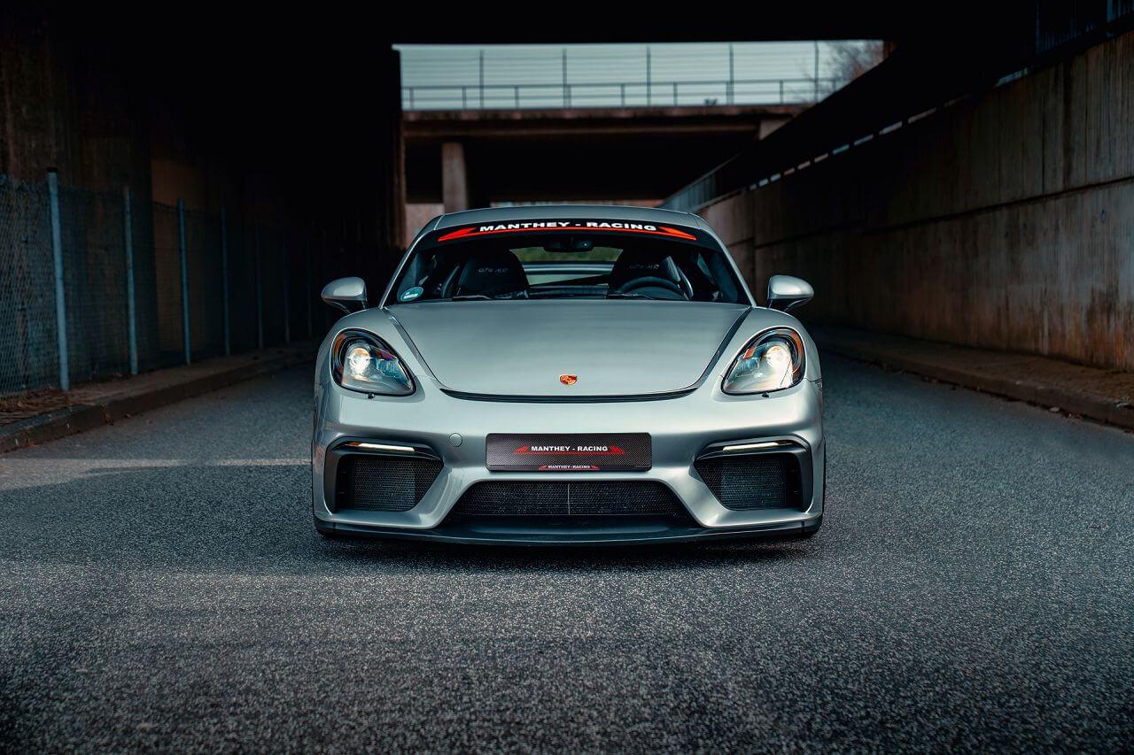 Porsche 718 Cayman GT4 MR