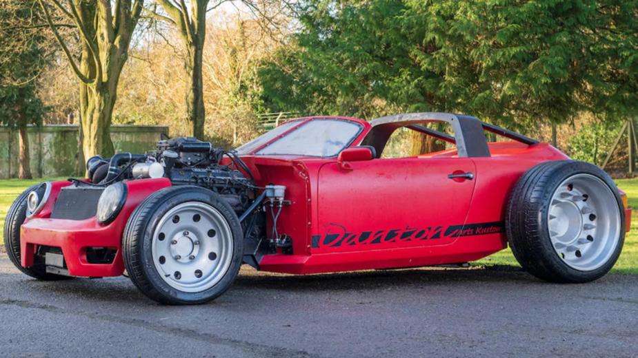 Porsche 911 T Hot Rod
